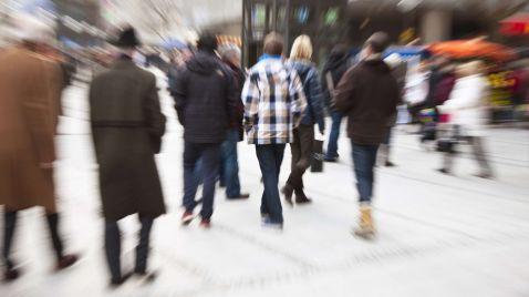 Menschen in München |